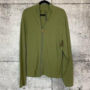 Lululemon // Mens Zip Up Jacket Sweater